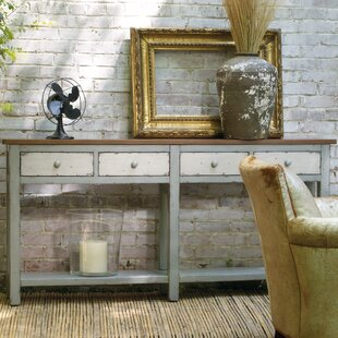 Melange Ramsey Console Table By Hooker Furniture