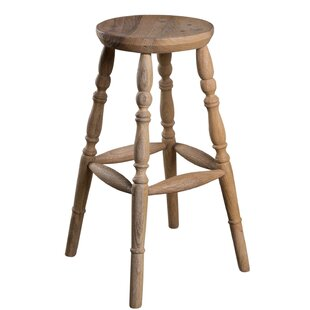 Ouida 29 Bar Stool Bungalow Rose