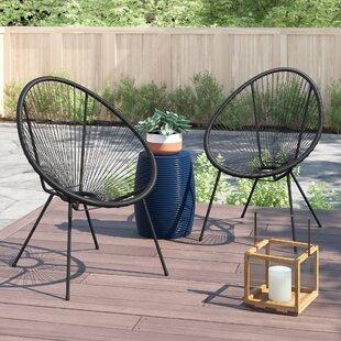 Zion Papasan Chair (Set of 2)