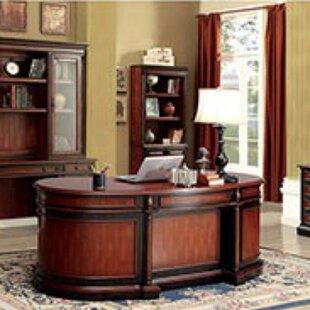 Coolmaghra Oval Executive Desk