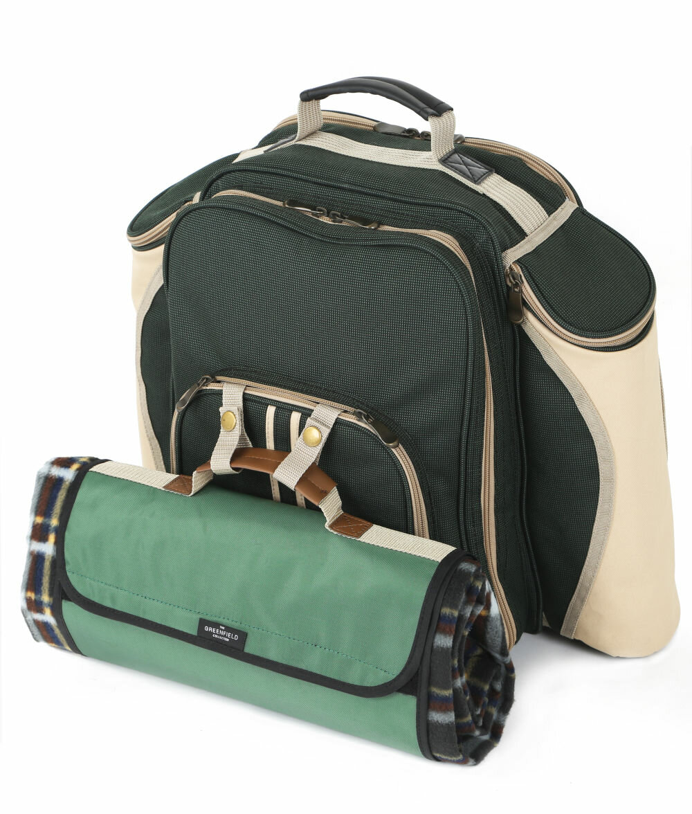 Rebrilliant Insulated Picnic Backpack Service For 2 Wayfair