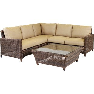 Wilkinson 5 Piece Sectional with Cushion