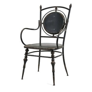 Sherry Metal Dining Chair by Gracie Oaks