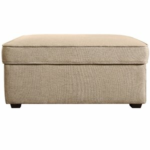 Olin Upholstered Ottoman by Serta at Home