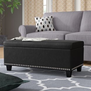 Verdin Storage Ottoman by Charlton Home