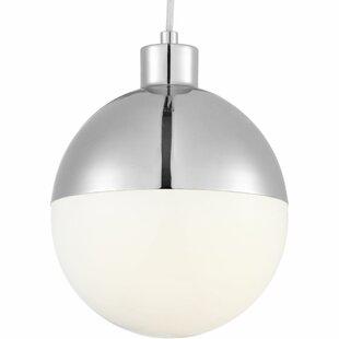 George Oliver Chris 1-Light LED Globe Pendant