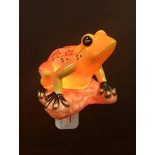 Mr. MJs Frog Night Light