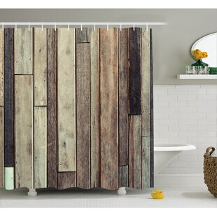 Savings Livingston American Western Style Shower Curtain By Union Rustic
