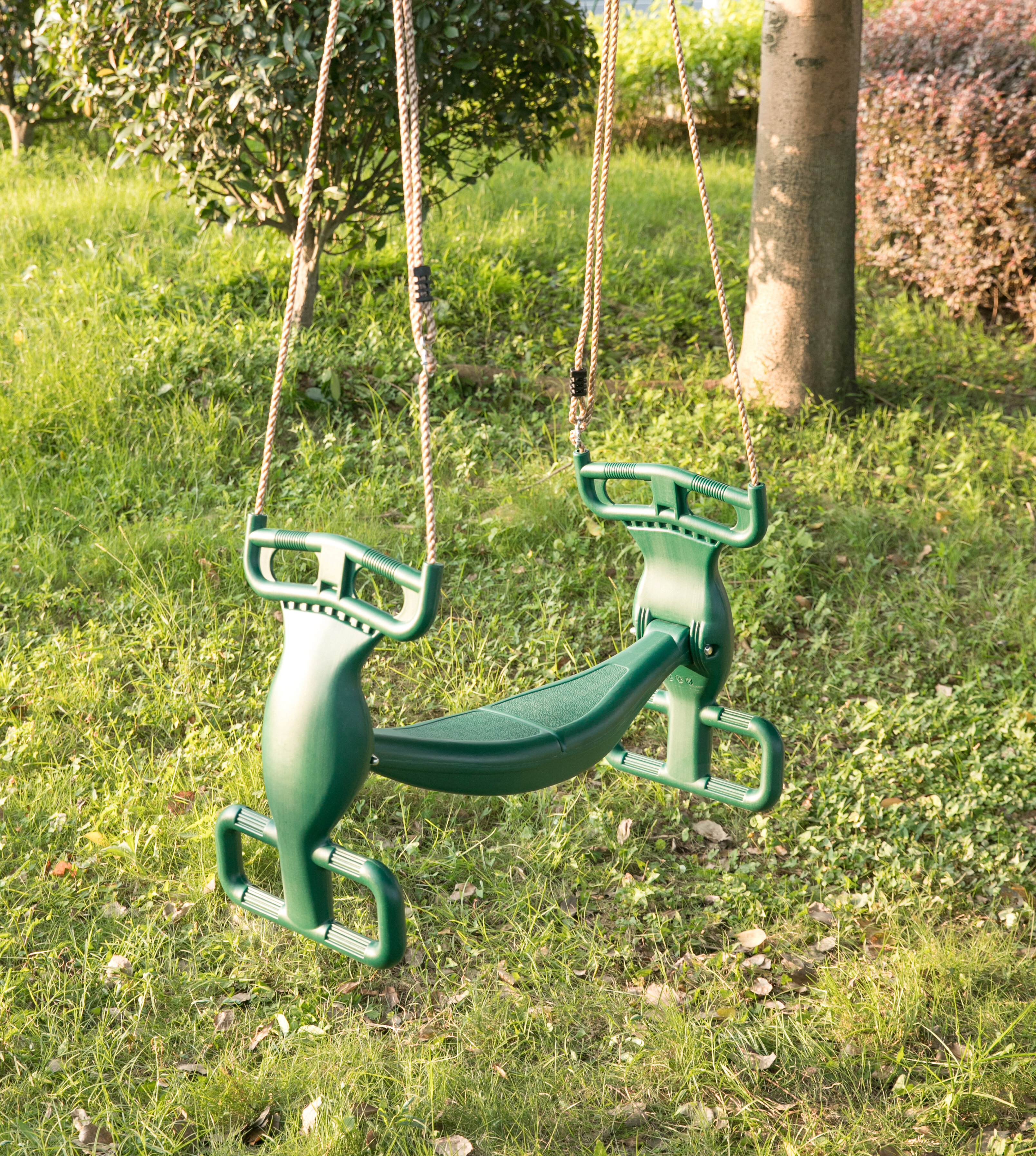 Playberg Plastic Two Person Glider With