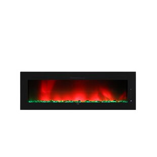 Brentwood Electric Fireplace Insert by Brayden Studio