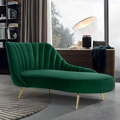 Green Chaise Lounge Chairs You Ll Love In 2020 Wayfair