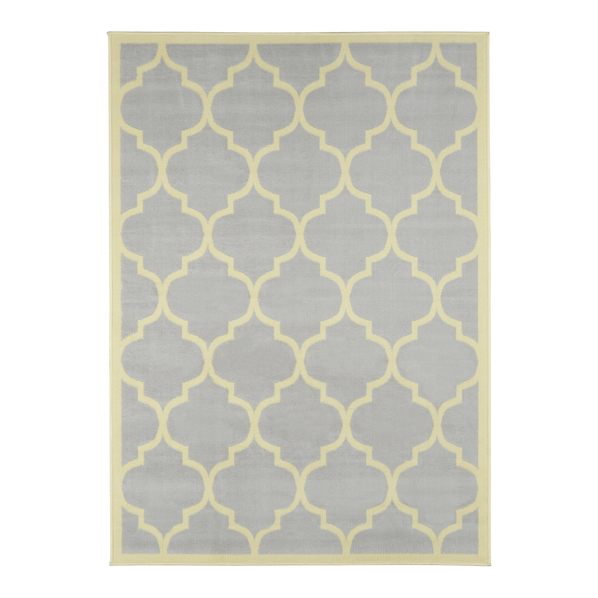 gray wool in honeycomb ivory co products rug mcgee