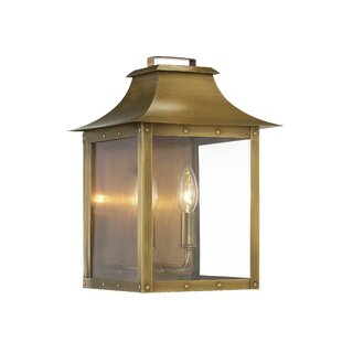 Compare Hayes 2-Light Outdoor Flush mount By Longshore Tides