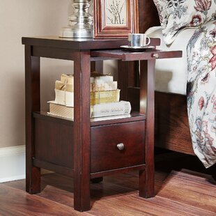 Todd 1 Drawer Nightstand by Harbor House