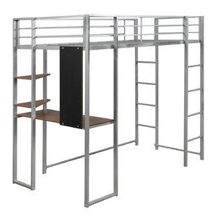Bottesford Loft Bed with Desk