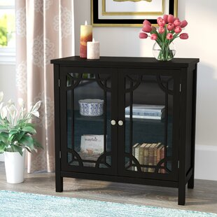 Walworth Display 2 Door Accent Cabinet by Three Posts