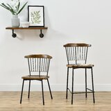 Stanford 26 Bar Stool (Set of 2) by Union Rustic
