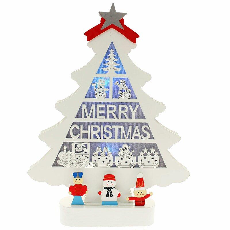 die saisontruhe k nstlicher weihnachtsbaum 250 cm mit beleuchtung und dekoration. Black Bedroom Furniture Sets. Home Design Ideas