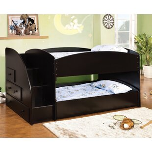 Price Check Jamie Twin Bunk Bed with Storage by Hokku Designs Reviews (2019) & Buyer's Guide