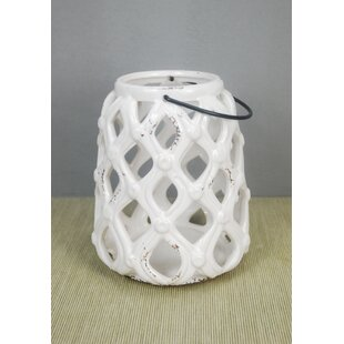 Best Reviews Ceramic Lantern By Drew DeRose Designs
