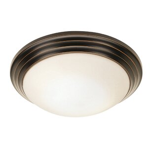 Look for Cherise 1-Light Outdoor Flush Mount By Red Barrel Studio