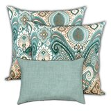 Shalon Skies Indoor / Outdoor Pillow