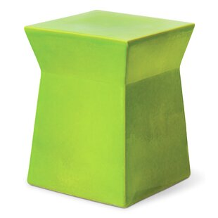 Ashlar Accent Stool by Seasonal Living