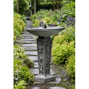 Campania International Concrete Seasons Fountain