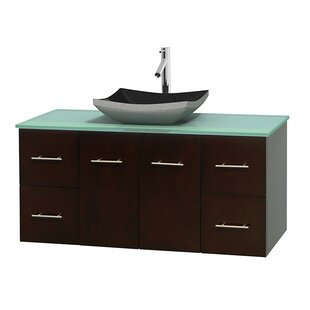 Centra 48 Single Bathroom Vanity Set