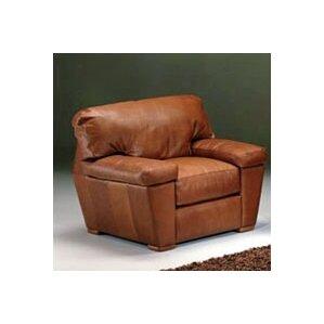 Prescott Leather Club Chair by Omnia L..