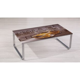 Tab Scene Decor Coffee Table