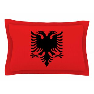 Bruce Stanfield 'Flag of Albania' Digital Sham