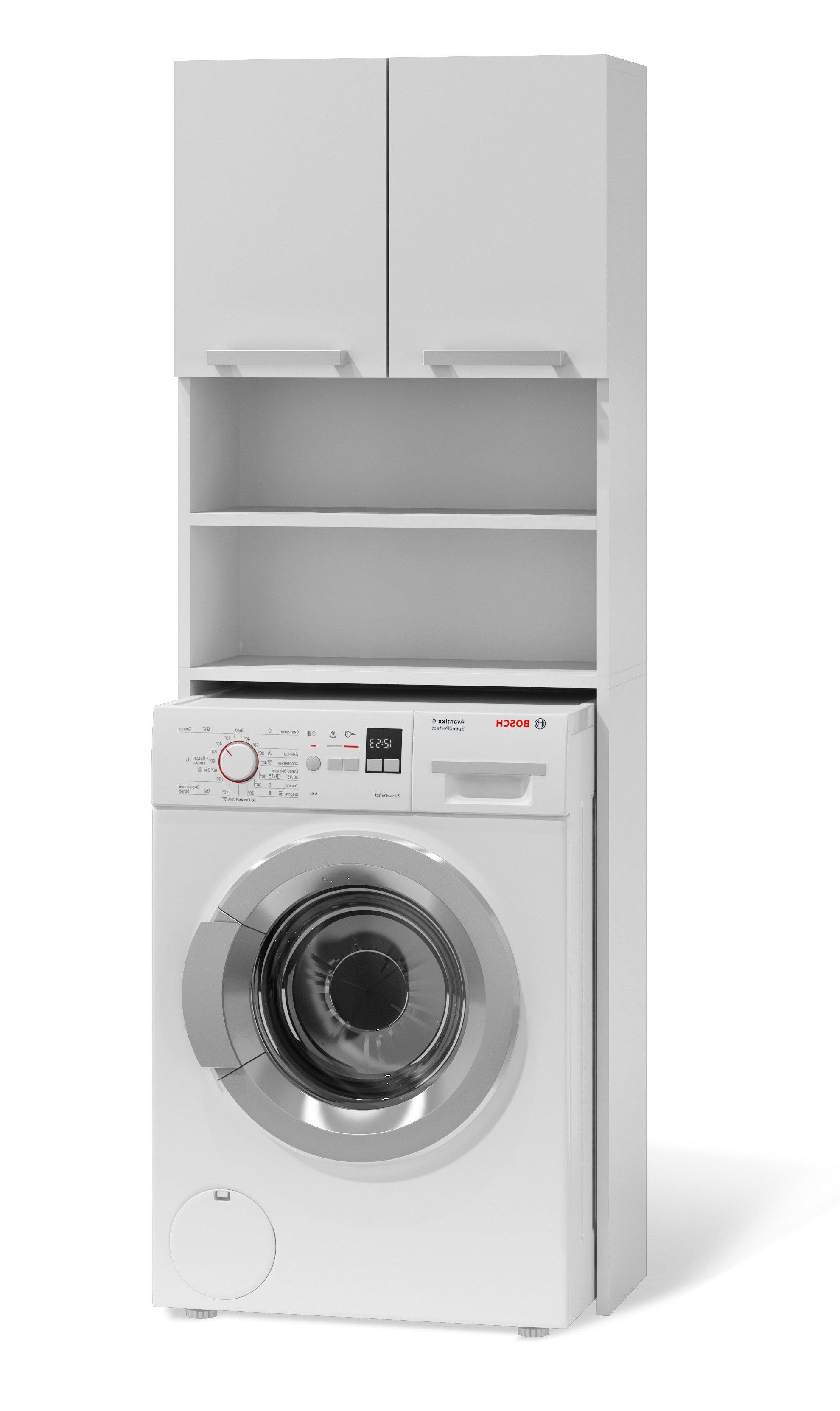 17 Stories Schrum 30 X 183cm Tall Bathroom Free Standing Cabinet Wayfair Co Uk