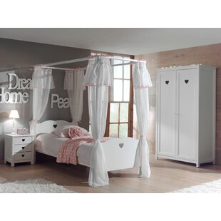 3 Piece Bedroom Set by Vipack