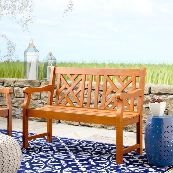 Excellent Indian Carved Wood Bench Wayfair Ocoug Best Dining Table And Chair Ideas Images Ocougorg