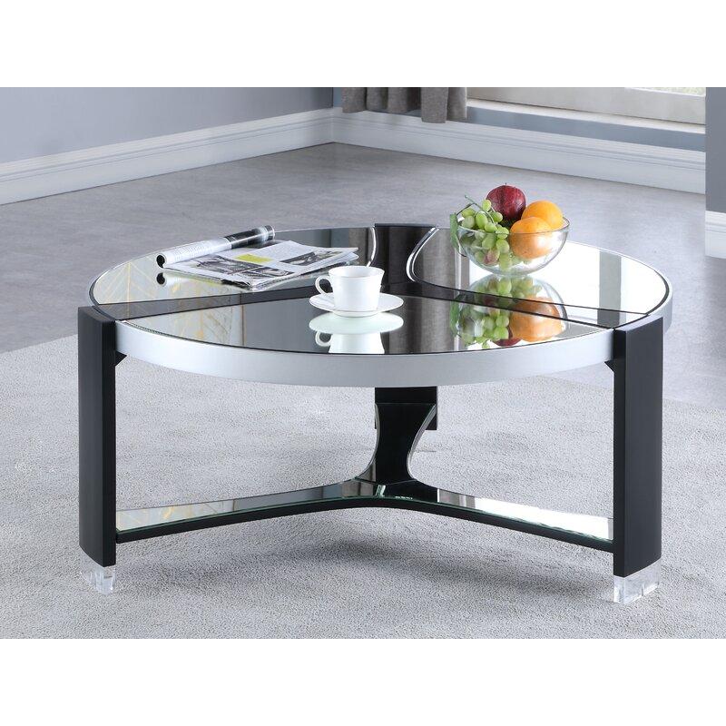 Orren Ellis Chippewa 3 Legs Coffee Table Wayfair