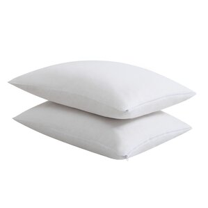 Cotton Blend Pillow Protector (Set of 2) by Fresh Ideas