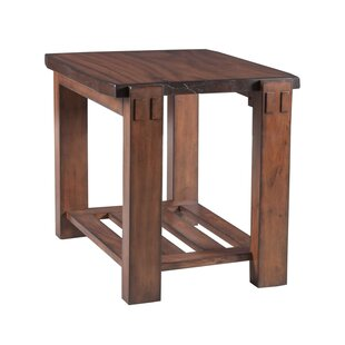 Best Reviews Big Sur End Table by Panama Jack Home
