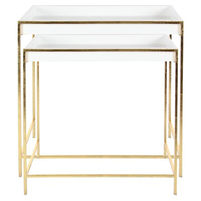 2 Piece Console Table Set by Cole  and  Grey