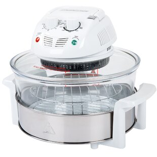 0.57 Cu. Ft. Halogen Tabletop Oven
