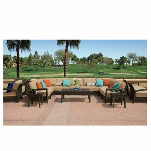 Evo Sectional Collection by Tropitone