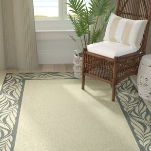 Amaryllis Ivory/Grey Indoor/Outdoor Area Rug