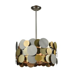 Wade Logan Campden 4-Light Pendant