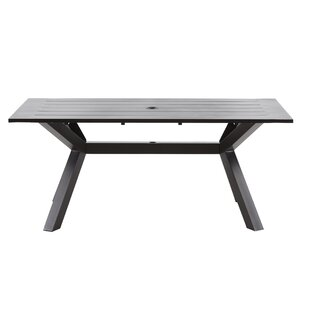 Mcraney Metal Dining Table by Ivy Bronx