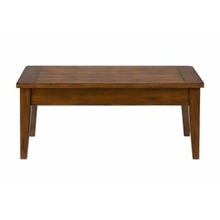 Mcclean Oak Veneer Coffee Table