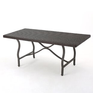 Frank Outdoor Metal Dining Table