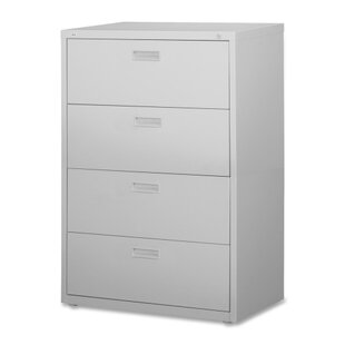 Jennie 4 Drawer File