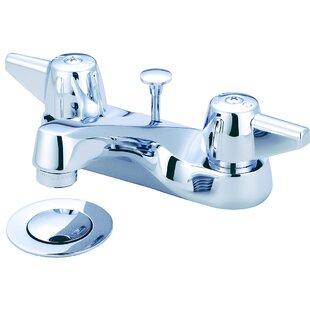 Central Brass Centerset Bathroom Faucet Image
