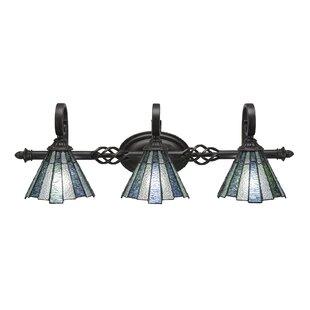 Astoria Grand Bodnar 3-Light Vanity Light
