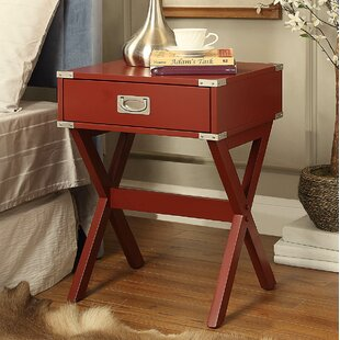 Grable End Table With Storage Breakwater Bay